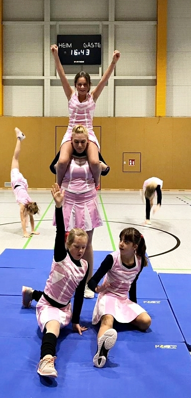 20181201 Cheerleaders Training Bild11