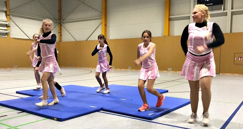 20181201 Cheerleaders Training Bild21