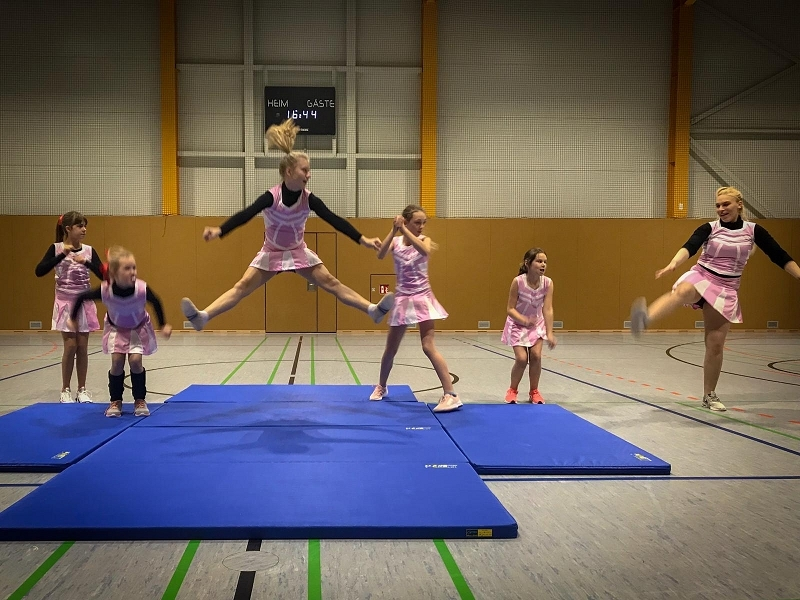 20181201 Cheerleaders Training Bild31