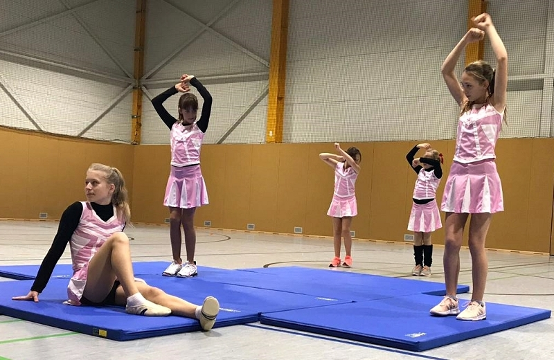 20181201 Cheerleaders Training Bild6