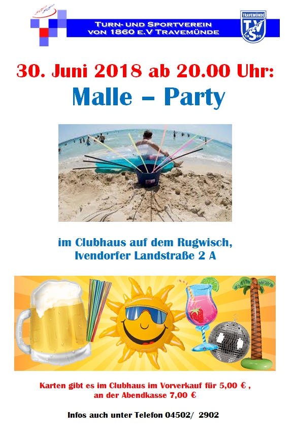 20180603 Malle Party 2018