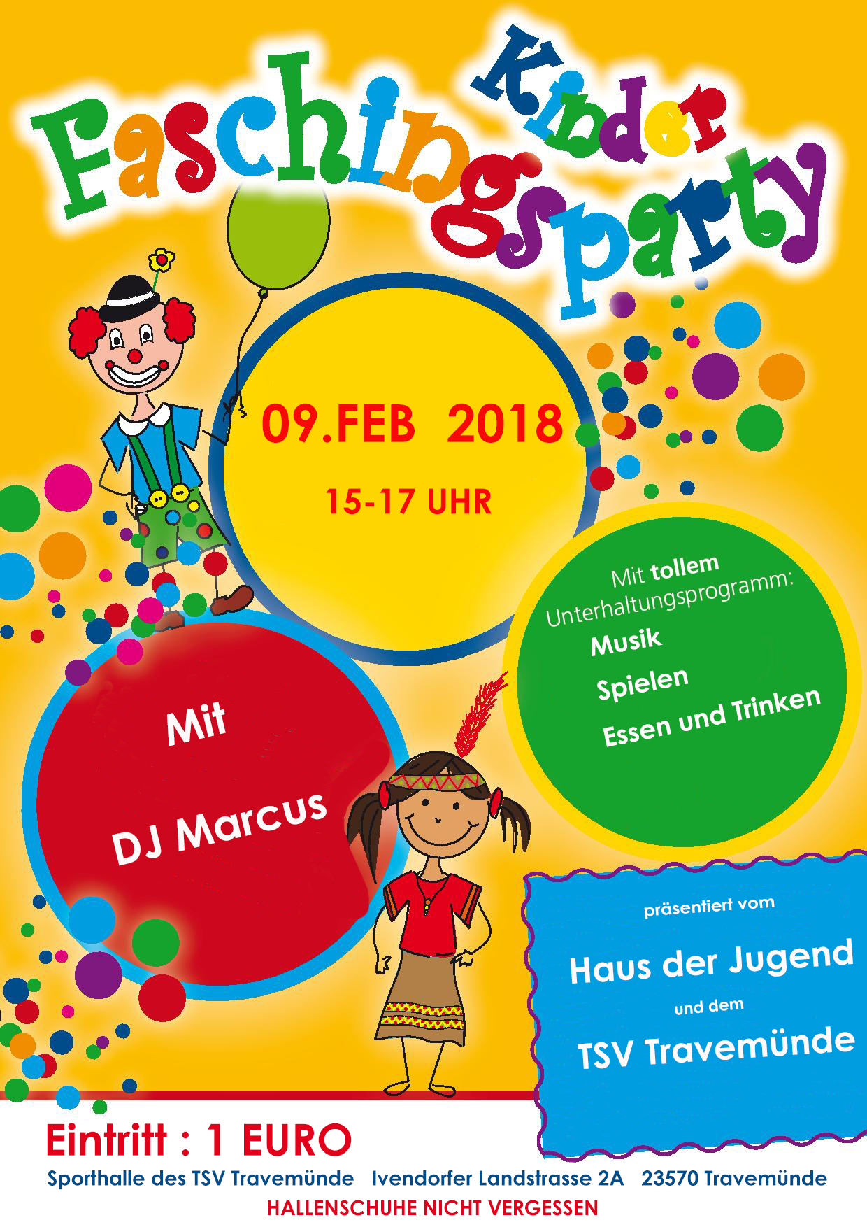 20180122 Kinderfasching 2018