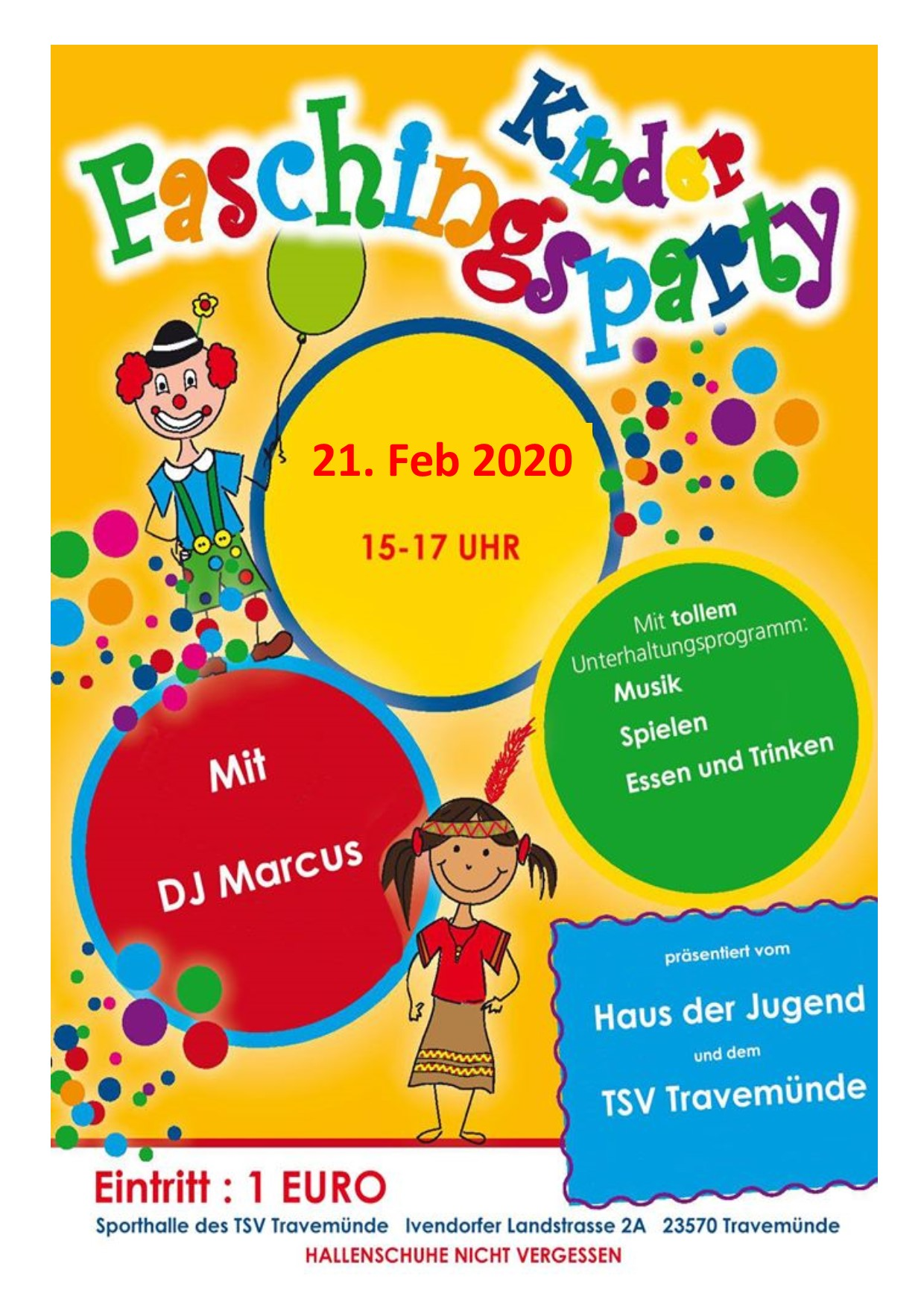 20200119 Kinderfasching 2020