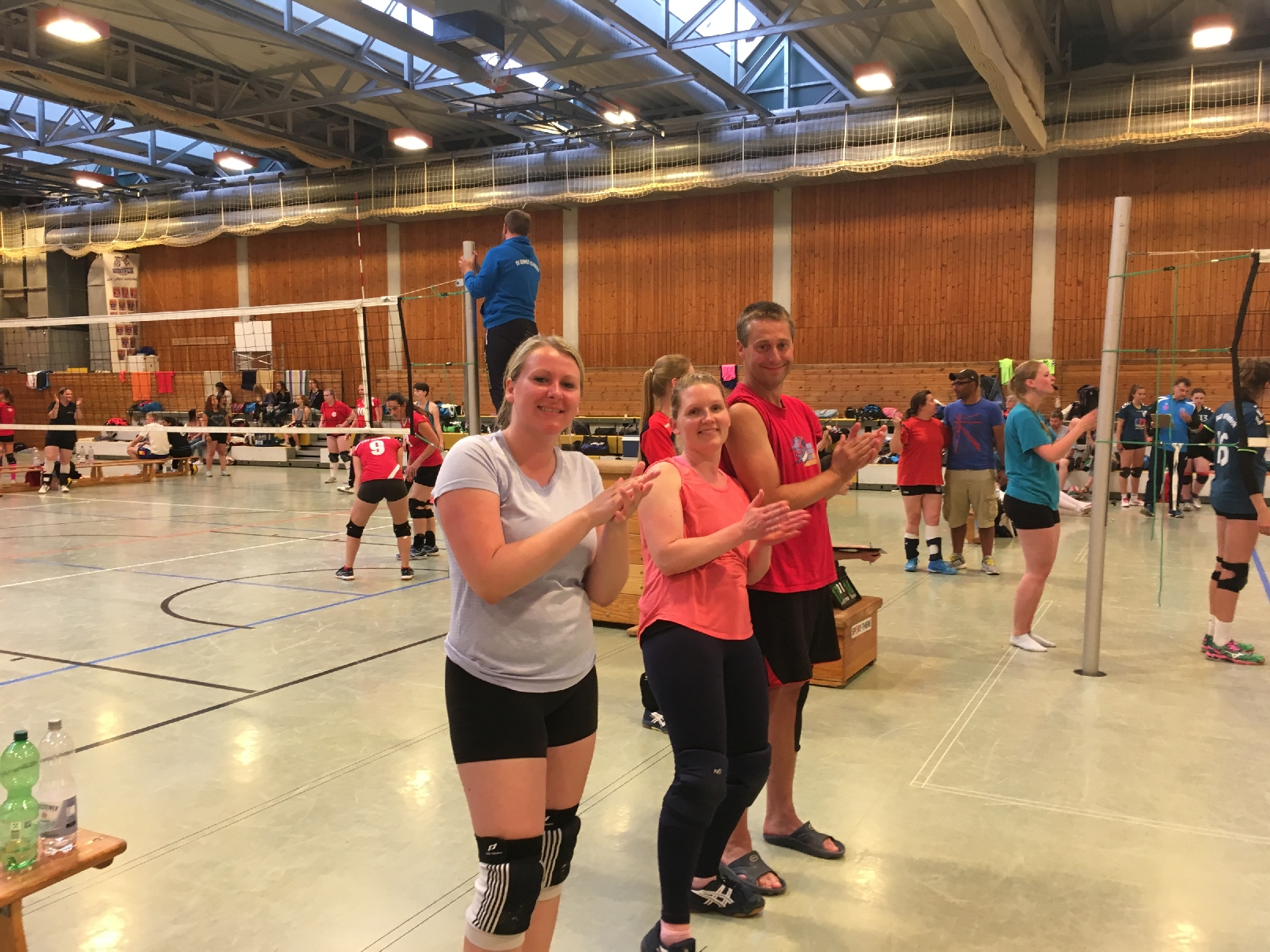 20180526 9 Damenvolleyballturnier Bild16