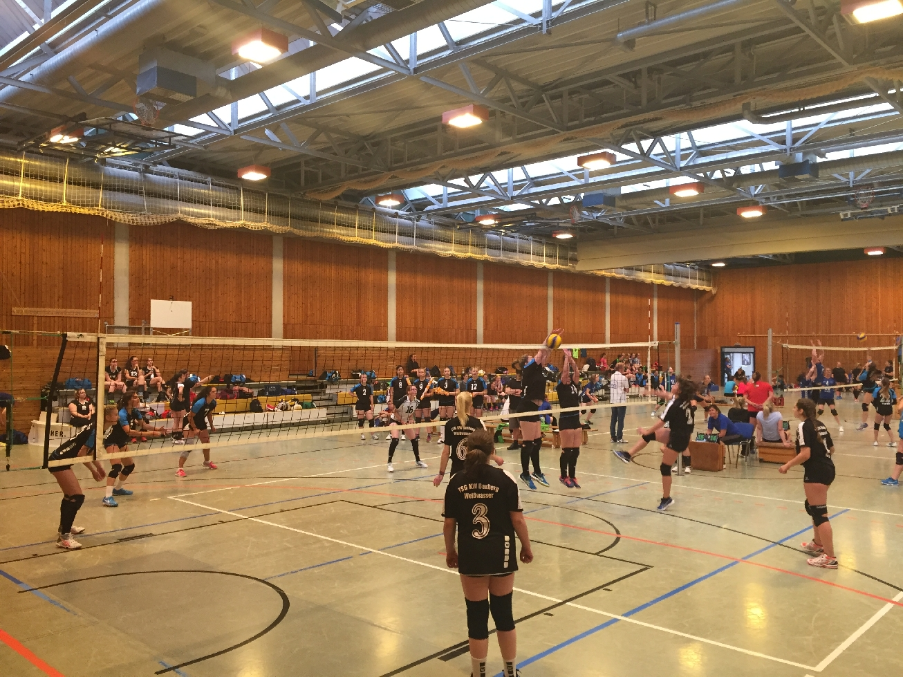 20180526 9 Damenvolleyballturnier Bild33