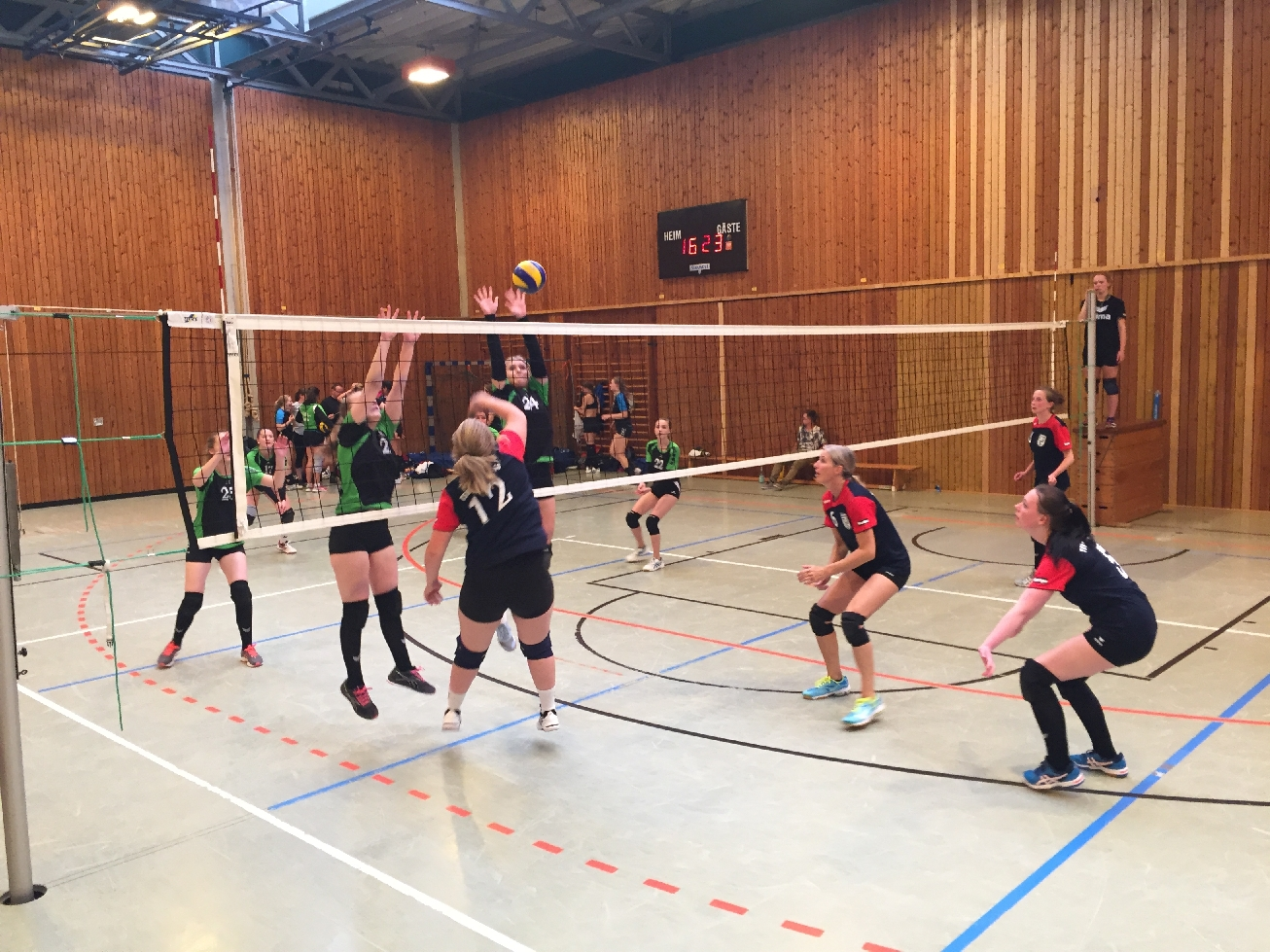 20180526 9 Damenvolleyballturnier Bild36
