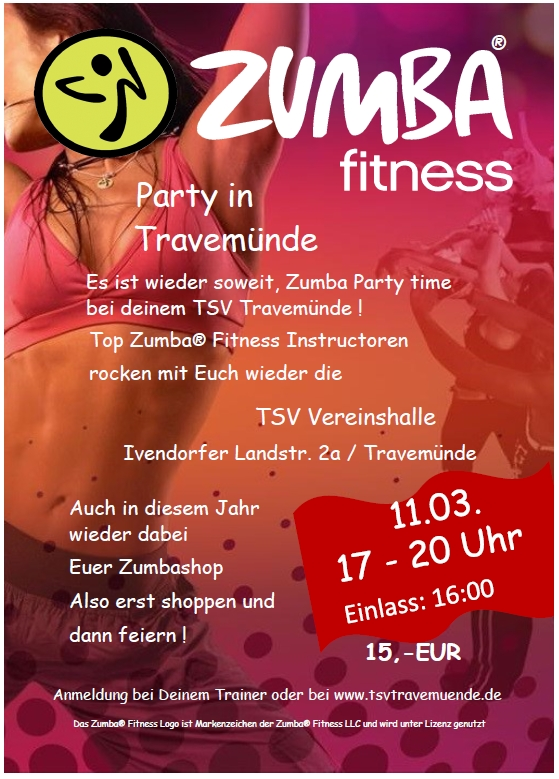 20170121 Zumba Party Einladung